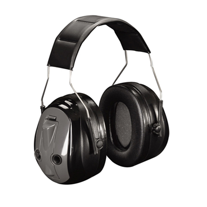 3M PELTOR Optime Casques antibruit Push To Listen