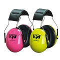 Duopack Casque Peltor Kid