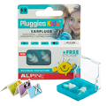 Nouvelle Alpine Pluggies Kids avec stickers