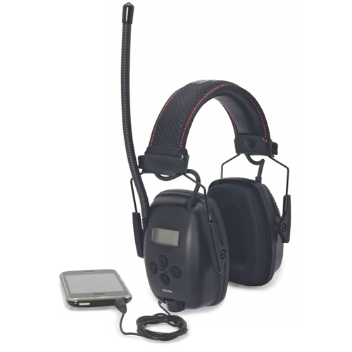 Casque radio antibruit digital Howard Leight Sync